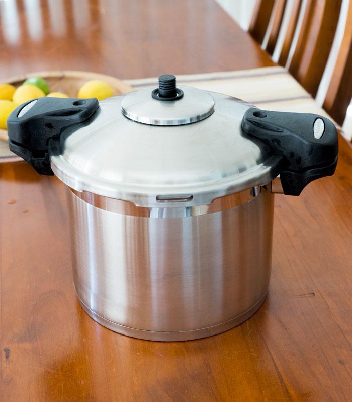 8 ltr Scanpan Pressure Cooker