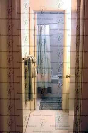 Bathroom is finally usable again