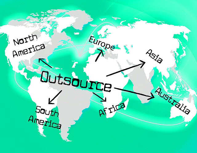 In Most Cases, Outsourcing Just Makes Sense