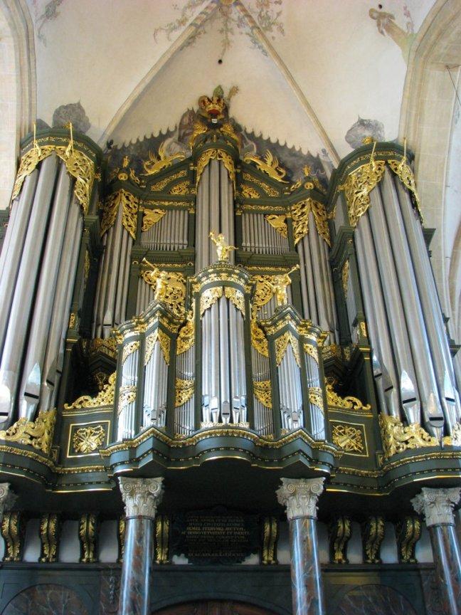 Afbeeldingsresultaat voor Martini orgel groningen