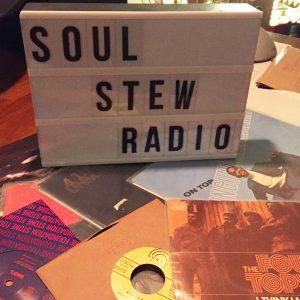 Soul Stew Radio Show März