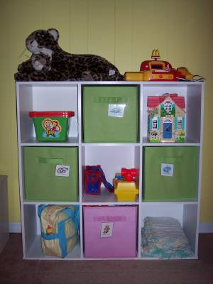 Exceptionnel This Particular Cubby Shelving Unit Features Nine Cubbies, But You Can Also  Get It In Eight. The Fabric Baskets Are Purchased Separately So You Can Use  As ...
