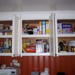 Organizing kitchen cabinets in only a couple of hours….