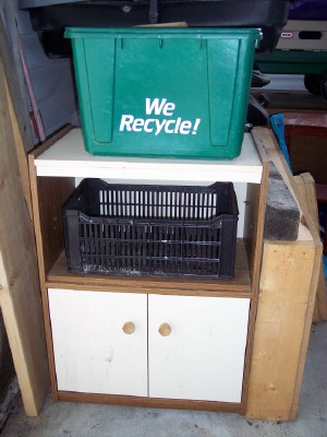 recyclestand