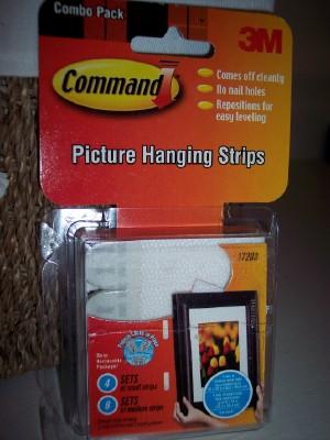hanging strips