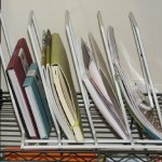 Organizing with Wire Shelves & Dividers