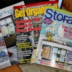 Storage and Organizing Magazines – Oh My! + giveaway! (closed)