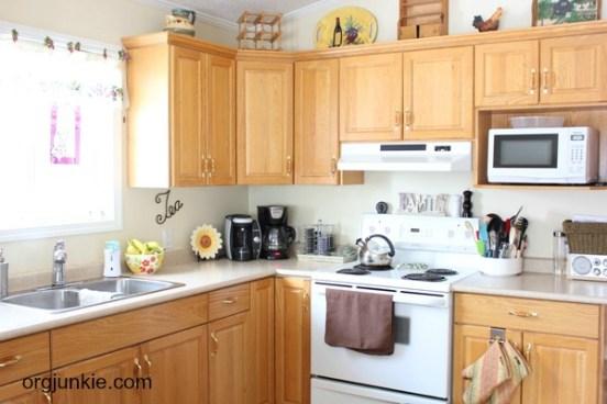 My Organized Kitchen 1
