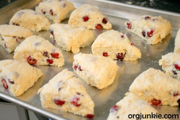 cranberry orange scones 2