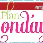 Menu Plan Monday ~ Dec 10/12 ~ Christmas Treats
