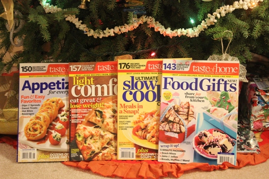 Taste of Home Cookbooks
