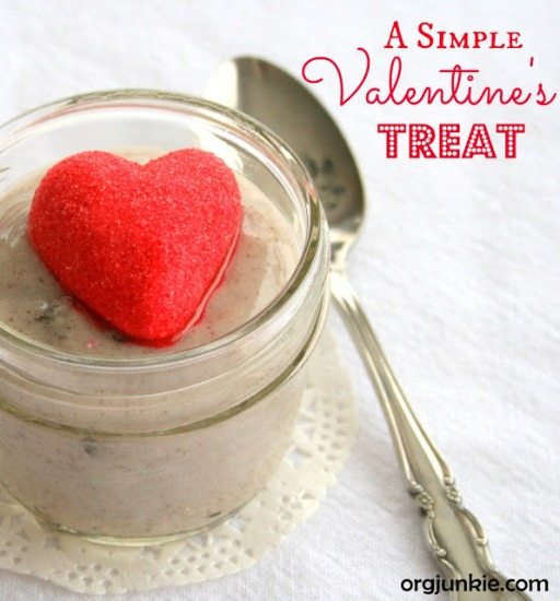 a simple valentine's day treat
