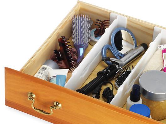 adjustable drawer dividers