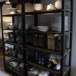 Organizing Open Shelves