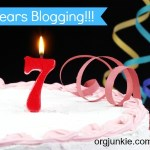 7 Years of Blogging!! + $100 Target Giveaway! (closed)