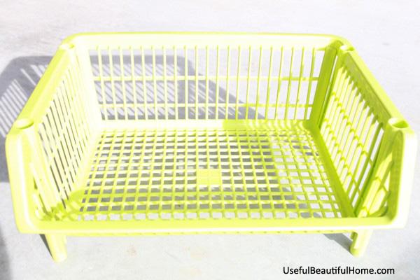 UBH Large Stack Basket in Kiwi