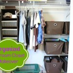 My Son's Bedroom Closet Gets An Organized Makeover