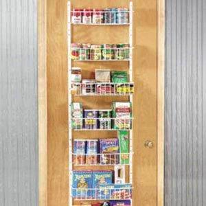Over Door Rack Pantry Organizer