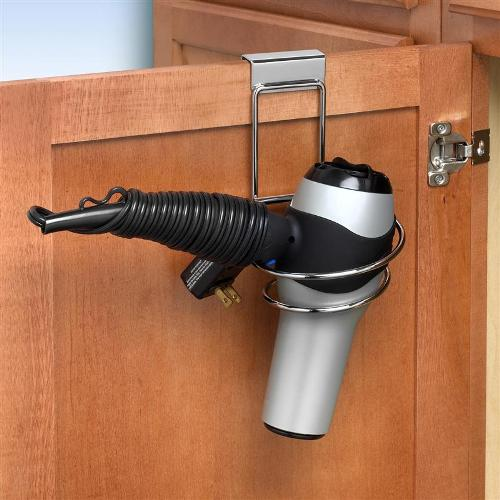hair dryer organizer