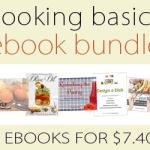 Ebook Bundle of the Week: Cooking Basics