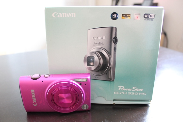 Canon Powershot 330 HS