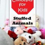Organizing Stuffed Animals