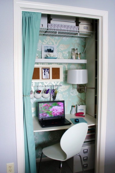 Closet Office 7