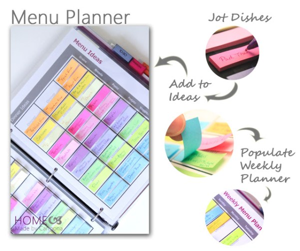 Menu Planner 1