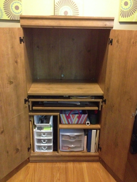 armoire gift closet