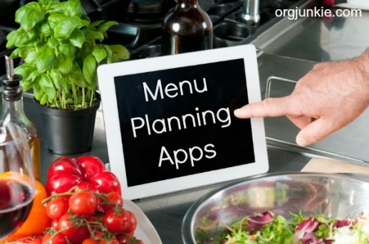4 Menu Planning Apps to Help You Get Dinner on the Table