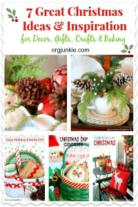 7 Christmas Ideas & Inspiration