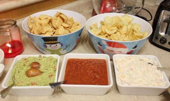 Dinner Club Dips