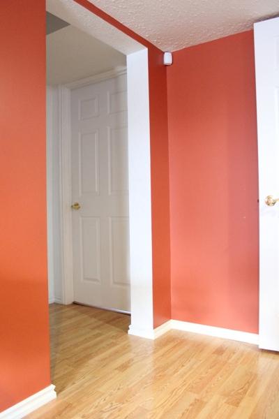 corner empty