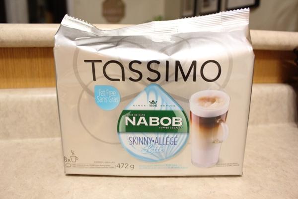 Tassimo Skinny Latte