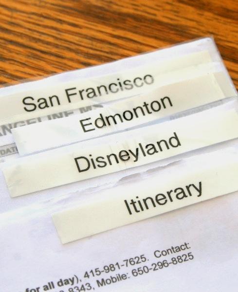 Travel Documents 1