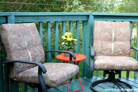 Organizing Outdoor Spaces 1