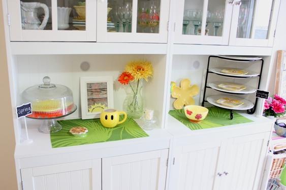 spring display