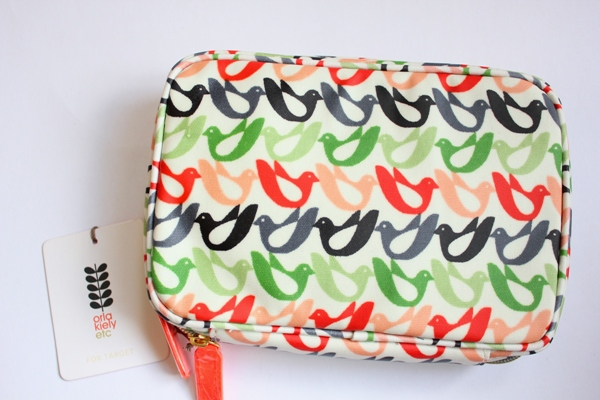 Orla Kiely Travel Case