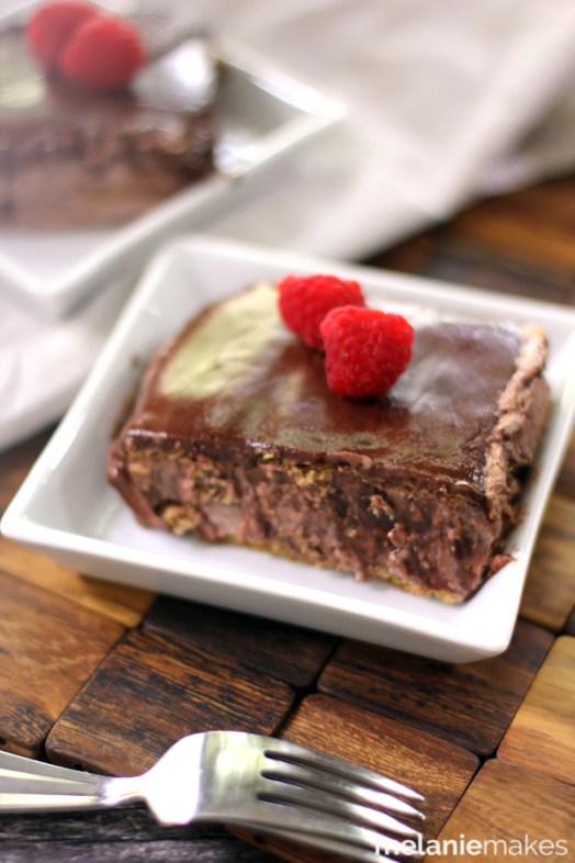 double chocolate eclair cake 4