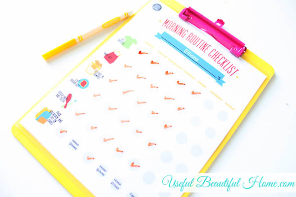 colorful-clipboard-and-cute-routine-checklist-for-kids
