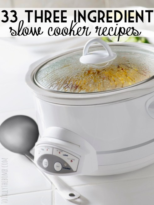 33-three-ingredient-slow-cooker-recipes