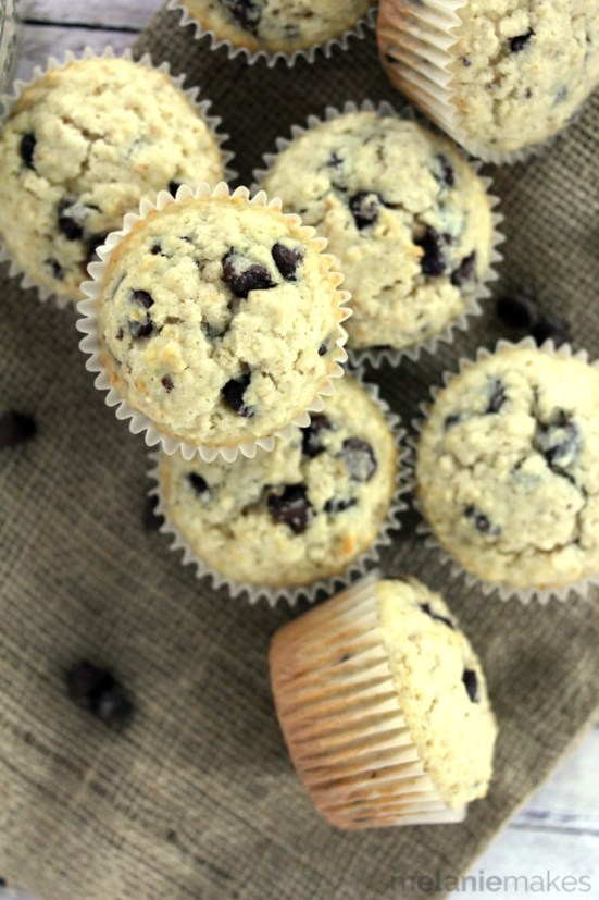 oatmeal chocolate chip muffins 5