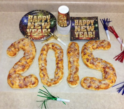 Pizza 2015