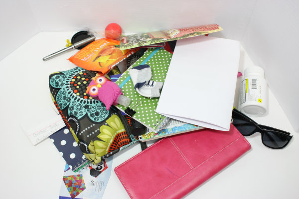 purse organization 2