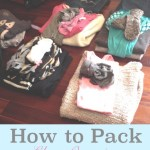 How to Pack Like an Organizer