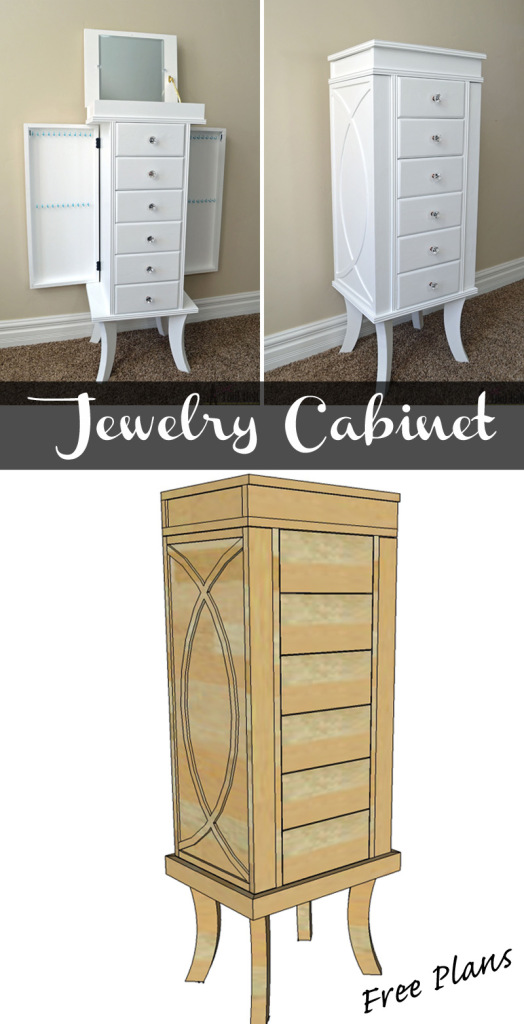 Jewelry-Cabinet-free-plans
