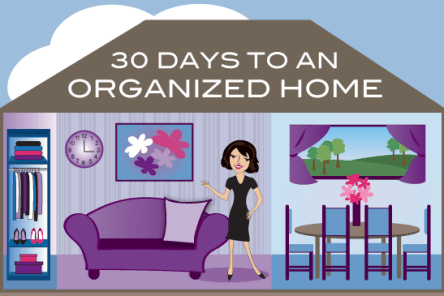 30-Days-to-an-organized home