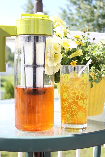 Cold-brewed tea 1