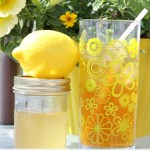 Cold-Brewed Iced Tea {Sweetened Without Refined Sugar}