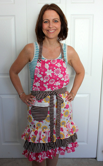 apron for giveaway